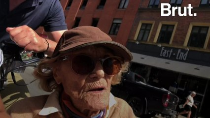 How a 99-year-old still goes on bike rides
