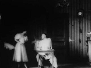"""""""Le Noël de Colombine"""", réalisateur inconnu, 1908"""