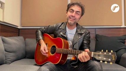 Marco Ligabue suona per Rockol