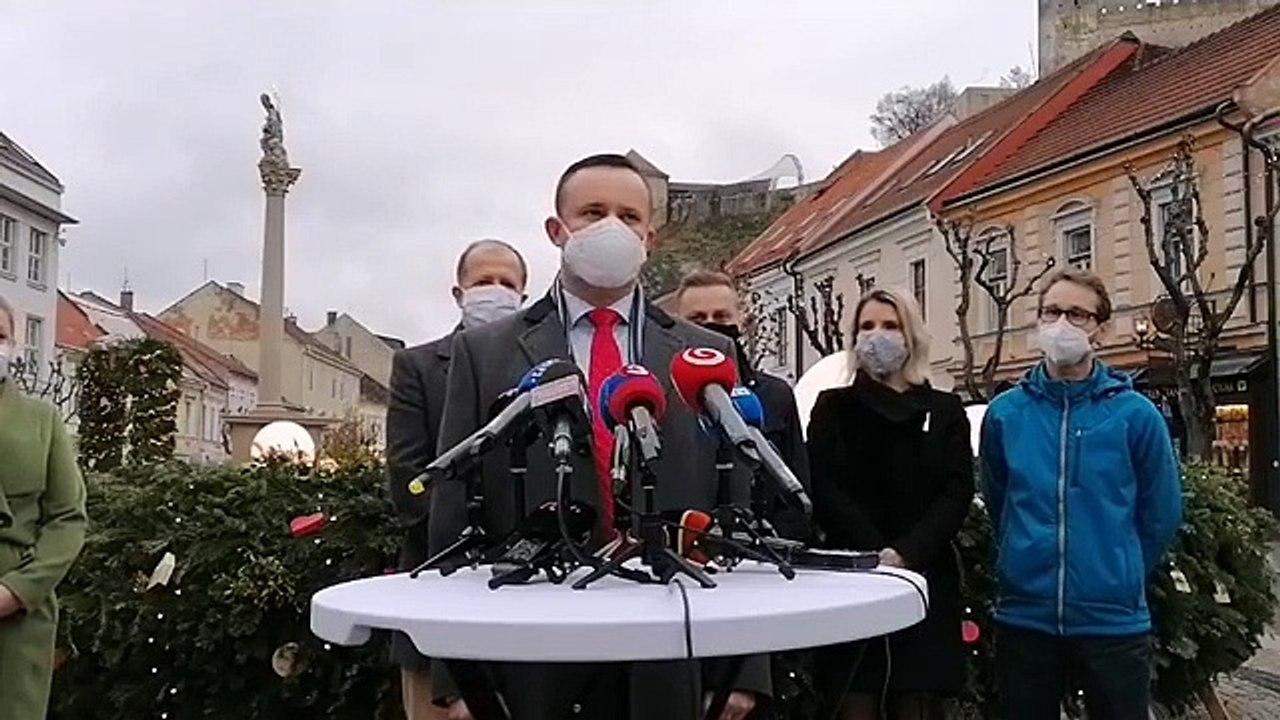 ZÁZNAM: R. Rybníček: Plošné testovanie v Trenčíne prekonalo naše očakávania