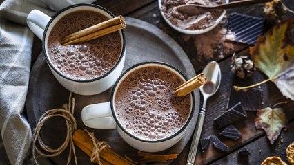 La deliciosa historia del chocolate caliente Muy Historia