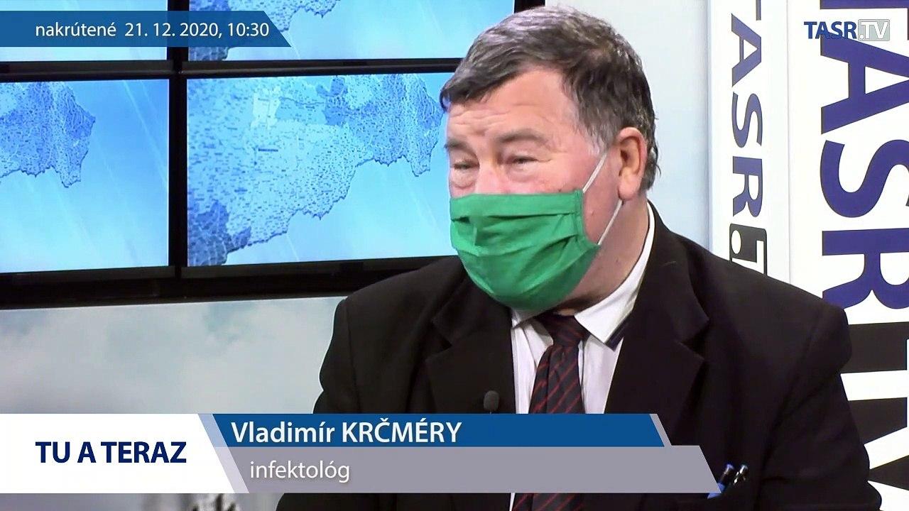 Prof. KRČMÉRY: Na Vianoce dostávame dar vedy, vakcínu. Nebojme sa jej