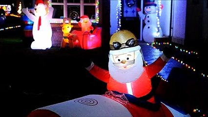 Kinnaird and The Inches Residents Association Christmas Lights Competition