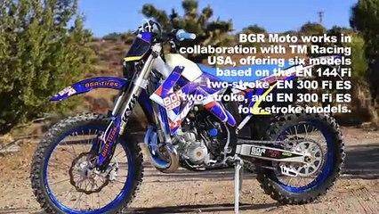 BGR Moto 2021 TM EN 300 Fi ES 2T Review First Ride