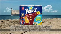 Fort Boyard 2011 - Publicité pour le Grand Jeu Prince de LU