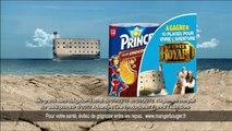 Fort Boyard 2012 - Publicité pour le Grand Jeu Prince de LU