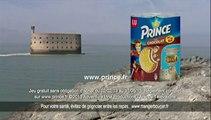 Fort Boyard 2013 - Publicité pour le Grand Jeu Prince de LU