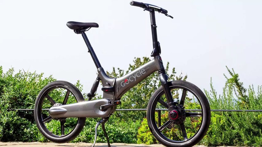 Gocycle GXi Ebike Review