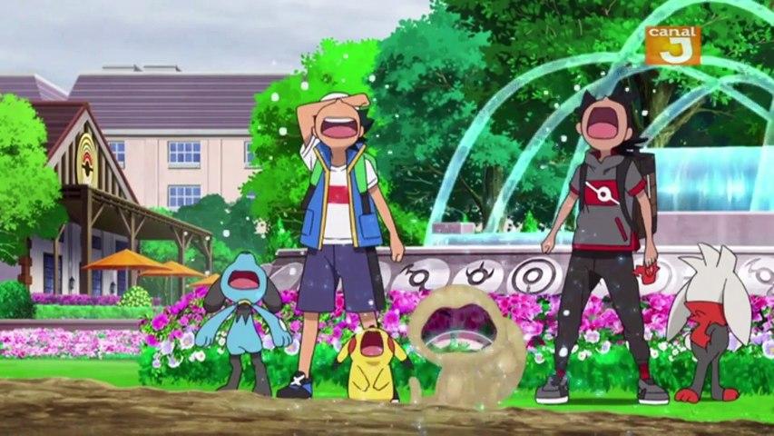 Pokemon Saison 23 Episode 28 - Les sanglots longs de Larméleon !