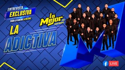 Jerry e Isaac Salas de La Adictiva en exclusiva con El Topo