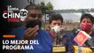 La Banda del Chino: Cómicos ambulantes entregaron merecido reconocimiento a la banda del chino