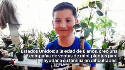 Un premio gordo para que un niño con cáncer visite Nintendo World.
