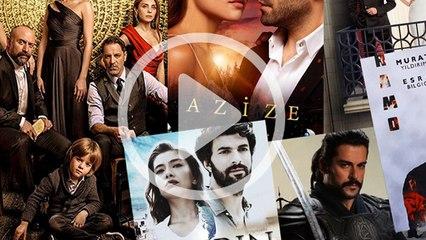 9 مسلسلات تركية حظيت بأصداء واسعة في 2020.. أي واحد شاهدتِ؟