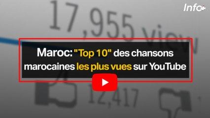 """Maroc: """"Top 10"""" des chansons marocaines les plus vuessur YouTube"""