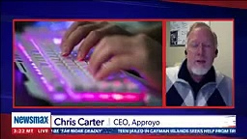More agencies were breached - Chris Carter
