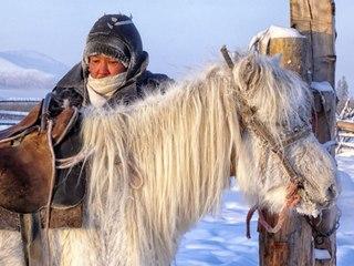 Oimjakon: Das ist der kälteste Ort der Welt
