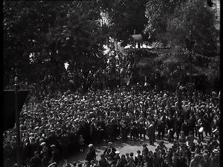 VIDEO. Tours :   [ARCHIVES] Ouverture du Congrès de Tours Troisième Internationale 1920