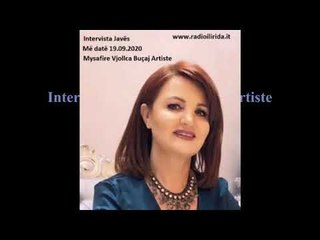 Intervista me Vjollca Buqaj Artiste