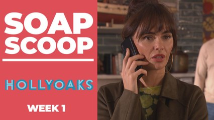 Hollyoaks Soap Scoop! Silas demands a meeting with Mercedes