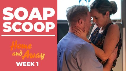 Home and Away Soap Scoop! Tori and Christian's relationship hots up
