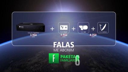 DigitAlb-Oferta | Dekoderi Satelitor FALAS