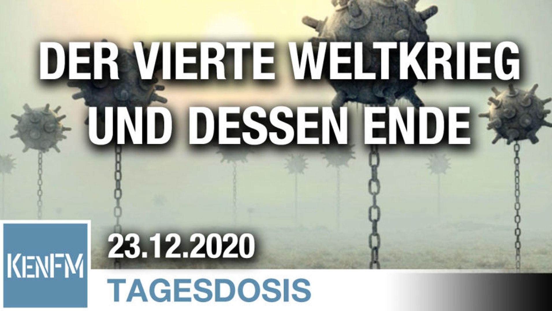 Der Vierte Weltkrieg und dessen Ende