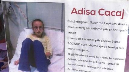 Bashkë për Adisa Cacaj-Lajme