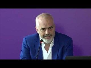 Ditën e sotme kryeministri Edi Rama ka prezantuar platformën digjitale të Partisë Socialiste