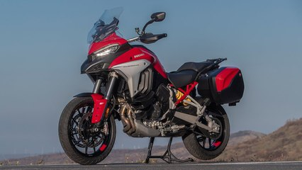2021 Ducati Multistrada V4 S First Ride Review