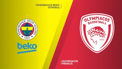 EuroLeague 2020-21 Highlights Regular Season Round 16 video: Fenerbahce 84-77 Olympiacos