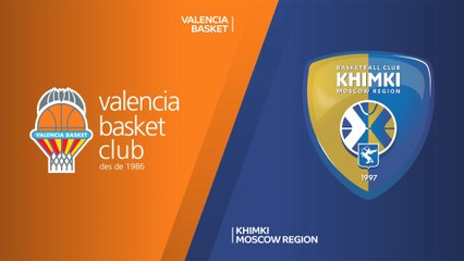 EuroLeague 2020-21 Highlights Regular Season Round 16 video: Valencia 88-82 Khimki