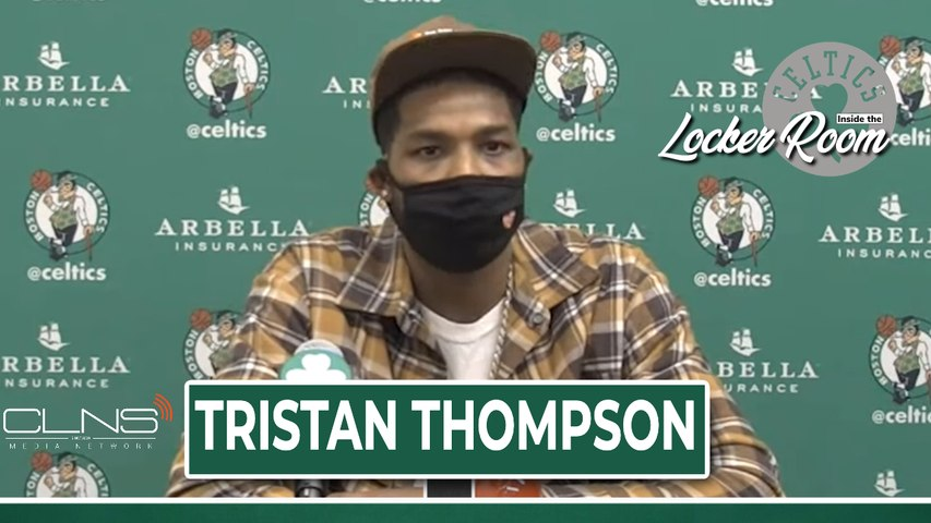 Celtics Start Two Centers with Tristan Thompson and Daniel Theis