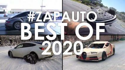 #ZapAuto BEST OF 2020