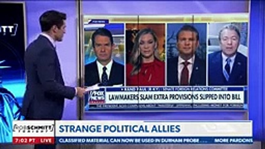 Strange bedfellows in Pelosi and Trump - Rob Shmitt