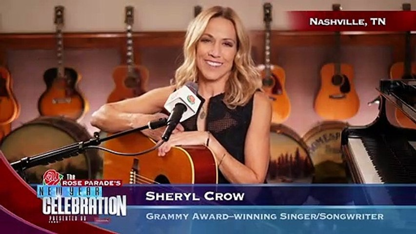 Sheryl Crow : The Rose Parade's New Year's Celebration presented by Honda