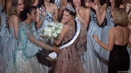 Qui est Amandine Petit, la Miss France 2021 ?