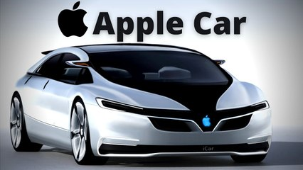 Apple se lance dans l'automobile et pourrait être en vente fin 2021