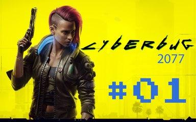 CyberBug #01