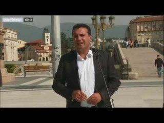 Zaev: Rekomandimi i KSI-së  për hapjen e kufijve do të shqyrtohet të martën në Qeveri