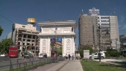 Top News - Maqedoni e Veriut/ Qeveria vendos për kufijtë