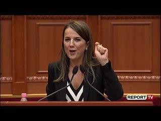 Report TV -Ndryshohet Kodi Zgjedhor me 97 vota pro, Hajdari sulmon kolegë