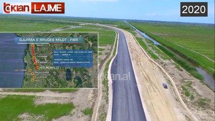 "Shtyhet deri ne fund te Tetorit gara per ""Milot-Fier"" | Lajme - News"