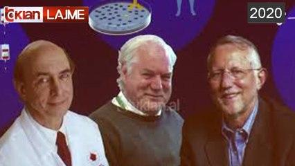 Nobeli i 2020 ne mjekesi per zbuluesit e Hepatit C | Lajme - News