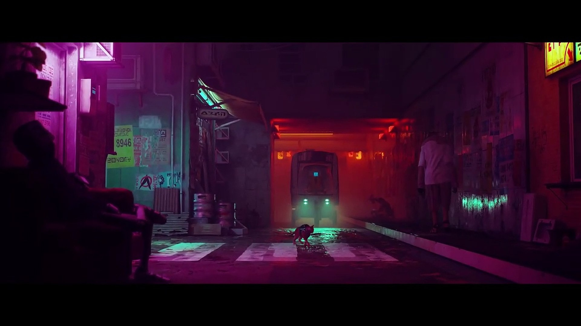 Stray - Official PS5 Teaser Trailer