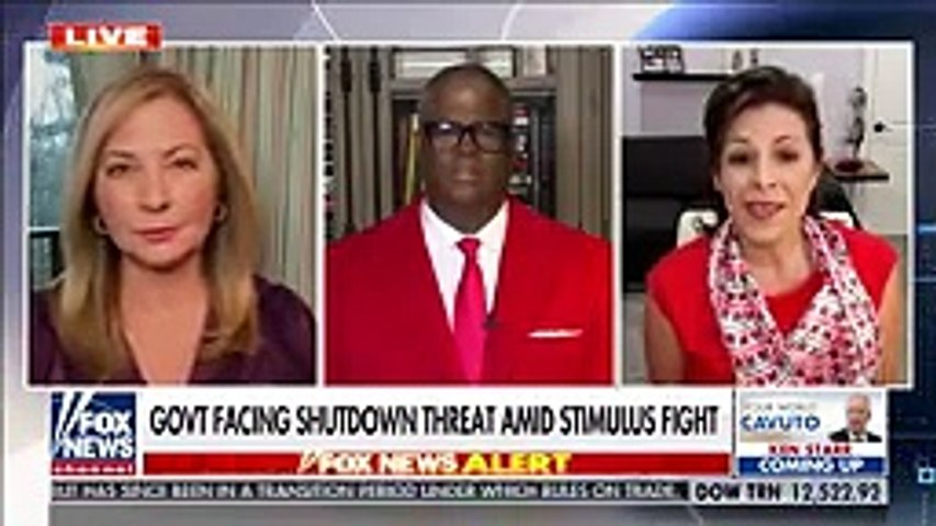 Charles Payne gets into heated argument with guest over stimulus