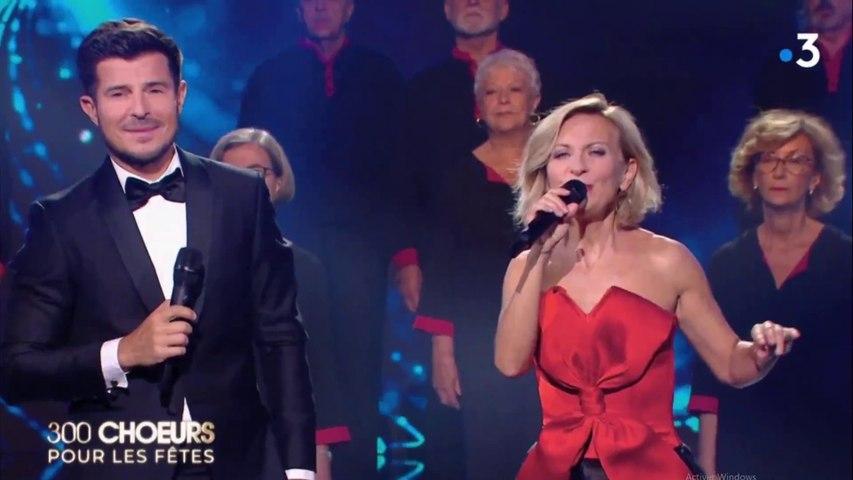 Natalie Dessay, Vincent Niclo - LES MOULINS DE MON COEURS ( Live TV )