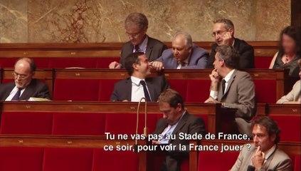 La preuve que les députés de l'Assemblée nationale sont payés pour glander