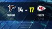 Falcons @ Chiefs Game Recap for SUN, DEC 27 - 02:00 PM ET EST