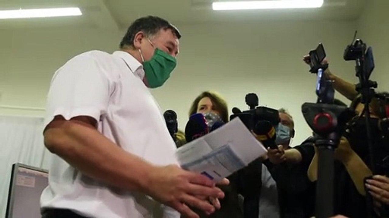 Prvé slová Vladimíra Krčméryho po zaočkovaní