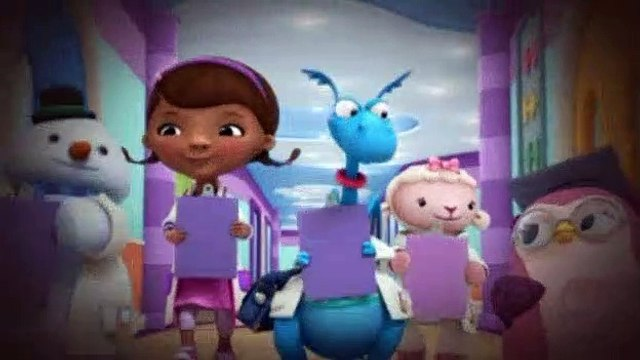 Doc McStuffins S04E05E06 Night Shift Check Up Chilly